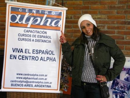 Viva el Español en Centro Alpha